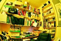 Clutter.