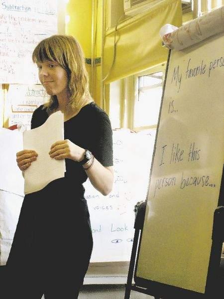 Iowa teacher in NY