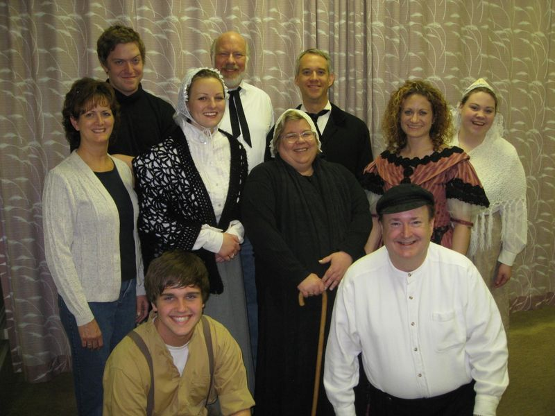 Letters from pella cast 041309