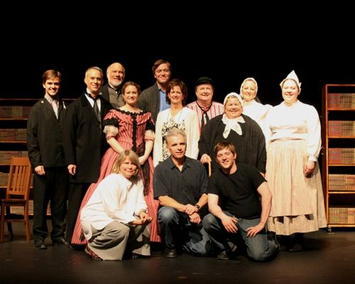 Letters from Pella Cast Photo LR