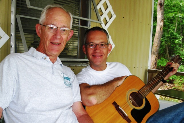 Tom & dad 0709 LR