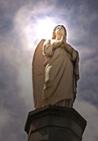 The Angel of the Lord.