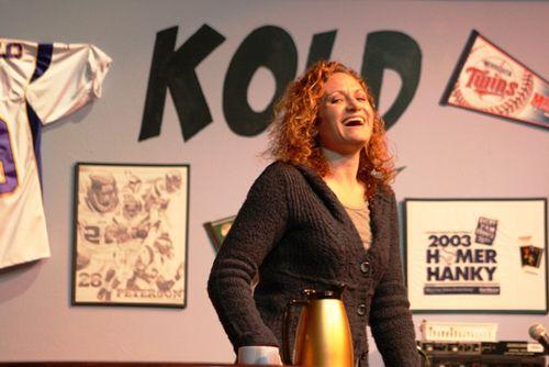 KOLD Radio, Whitefish Bay rehearsal April 2010