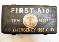 Everyone needs a first aid kit.