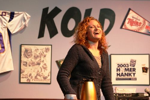 KOLD Radio, Whitefish Bay rehearsal April 2010