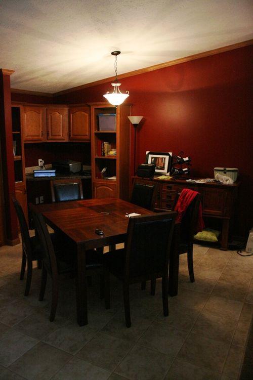 Playhouse dining room